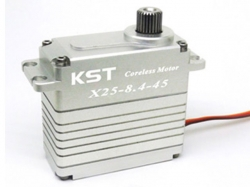 KST X25-8.4-45 45kg industrial servo 8.4V/0.11s Coreless