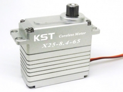 KST X25-8.4-65 65kg Industrie-Servo 8.4V/0.18s Coreless