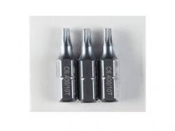 """PB PrecisionBits Torx 10 C6.3(1/4"""") L=25mm 3Stk."""
