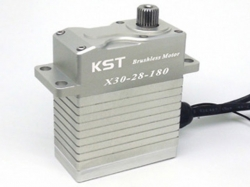 KST X30-28-180 180kg Industrie-Servo 28V/0.18s Brushless