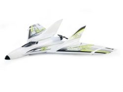 E-Flite F-27 Evolution 943mm BNF Basic mit AS3X und option..