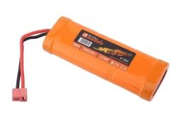 DF NiMh Akku 3000mAh 7.2V mit T-Plug