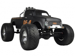 DF-4 Crawler XXL 1:10 4WD RTR brushed waterproofed, fernge..