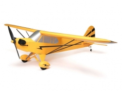 E-Flite Clipped Wing Cub 1.25m BNF Basic mit AS3X und opti..