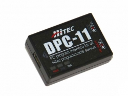 HiTec DPC-11 Programmiergerät D-Serie/BLDC/5xxx/7xxx