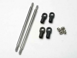 Schubstange (Stahl, montiert mit Gelenkköpfen, 2Stk.) Summ..