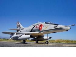 Freewing A-4E/F Skyhawk 80mm PNP 940mm EDF-Elektrojet