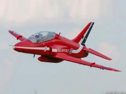 """Freewing Hawk T1 """"Red Arrow"""" 6S 70mm PNP 1020mm EDF-Elektr.."""