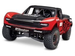Traxxas Unlimited Desert Racer Rigid-Edition VXL 4-6S Brus..