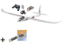 Multiplex EasyGlider 4 RTF mit Flugsimulator Multiflight P..