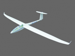Royal-Model DG-1001 2.5m ARF 1:8 RC-Modellflugzeug