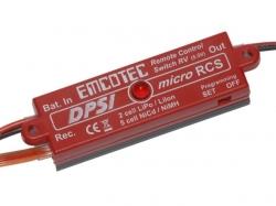 Emcotec DPSI Micro RCS RV Fernsteuerschalter