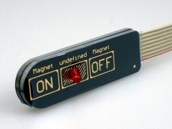 Emcotec DPSI Ampere Magnetschaltgeber (Platine) mit 30cm l..
