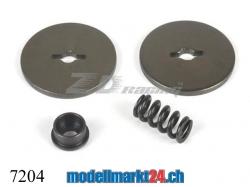 ZDRacing 7204 Kupplungs Druckscheiben zu Modellen 1:10