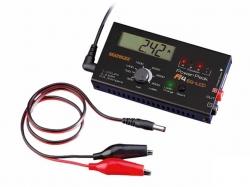 Powerpeak A4 EQ-LCD 230/12 Ladegerät von Multiplex