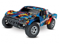 Traxxas Slash Pro 1:10 2WD ARTR Rock n'Roll Edition 2.4GHz..