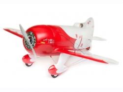 E-Flite UMX Gee Bee R2 Spw.510mm BNF mit AS3X und Safe-Tec..