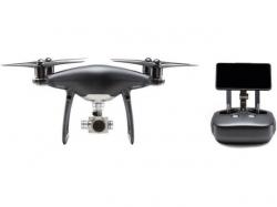 DJI Phantom 4 Pro+ Obsidian mit Display, 4K-Kamera und Obs..