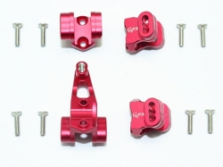 ALUMINUM FRONT/REAR AXLE MOUNT SET FOR SUSPENSION LINKS Ro..