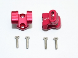 ALUMINUM REAR AXLE MOUNT SET FOR SUSPENSION LINKS Rot for ..