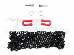 METAL TOWING RINGS W/CHAIN FOR CRAWLERS von Roadtech