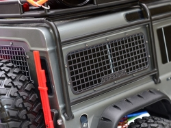 ALUMINUM WINDOW GUARD 1/10 Traxxas TRX-4 von Roadtech
