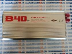 iMaxRC B40pro Netzteil 400W 16V, 25A Dual Output