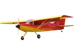 GB-Models Maule M-7-420 2.8m rot/gelb ARF, design Gernot B..