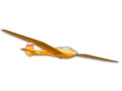 "GB-Models Musger MG-19 ""Steinadler"" 4.0m gelb ARF"
