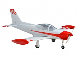 GB-Models SIAI Marchetti SF-260 2.3m Weiss/Rot ARF, design..