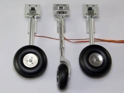 Fahrwerk Elektrisch 4.8V zu SF 260 2.3m von GB-Models