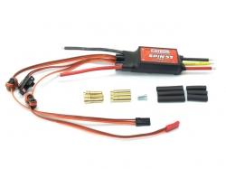 Jeti Spin 55 Pro BL Controller mit getaktetem BEC für Heli..