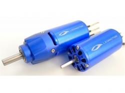 Leomotion L3025-4200 mit Getriebe 6.7:1, 6mm Welle und CFK..