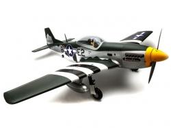 Hangar 9 P-51D Mustang 20cc 1.76m ARF Elektro/Benzin