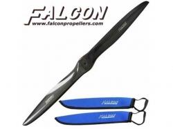"Falcon Carbon Elektro 17x10"" 2-Blatt Propeller"