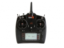 Spektrum DX6 Gen3 Mode 2 DSMX 6-Kanal 2.4GHz, nur Sender