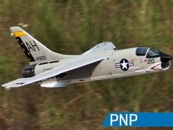 Freewing F-8 Crusader 64mm PNP 545mm EDF-Jet