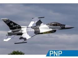 Freewing F-16 V2 6S 70mm PNP 878mm Alaska Snow Camo EDF-Jet