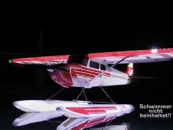 PremierAircraft Cessna 170 Super PNP Night 2.2m mit Aura 8..