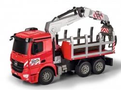 Carson Mercedes-Benz Arocs Holztransporter RTF 1:20