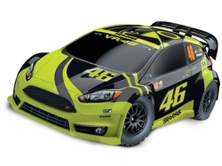 Traxxas Ford Fiesta ST Rally 4WD VR/46 1:10 RTR, RC-Modell..