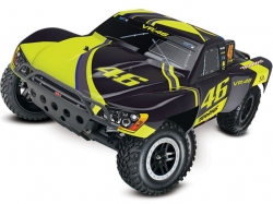 Traxxas Slash Pro 1:10 2WD VR46 Edition 2.4GHz TQ
