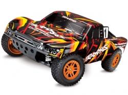Traxxas Slash 4x4 1:10 4WD EP RTR Rot/Gelb/Schwarz