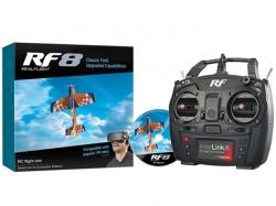 RealFlight RF 8 Flugsimulator inkl Interlink-X Controller