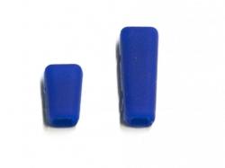 Schalterkappe für Jeti Sender- 1x lang, 1x kurz, blau