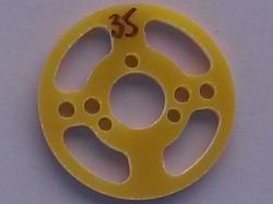 GFK-Spant 35 mm für Micro Edition