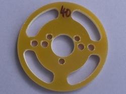 GFK-Spant 40 mm für Micro Edition