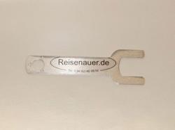 Montageschlüssel 17mm für Micro Edition Flansche