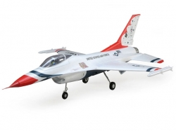 E-Flite F-16 Thunderbirds 70mm EDF 813mm BNF Basic, AS3X, ..