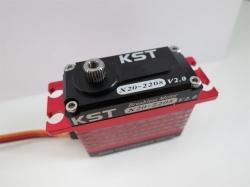 KST X20-2208 V2.0 Brushless Titan-Getriebe Heli-Servos